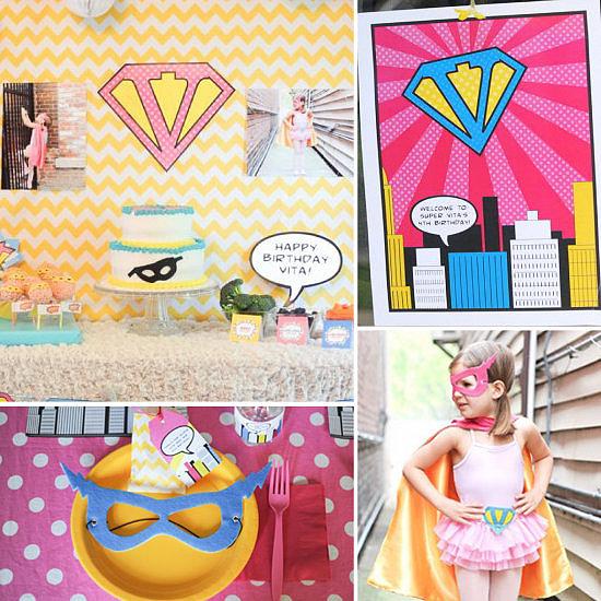 25vintage-girlie-superhero-party